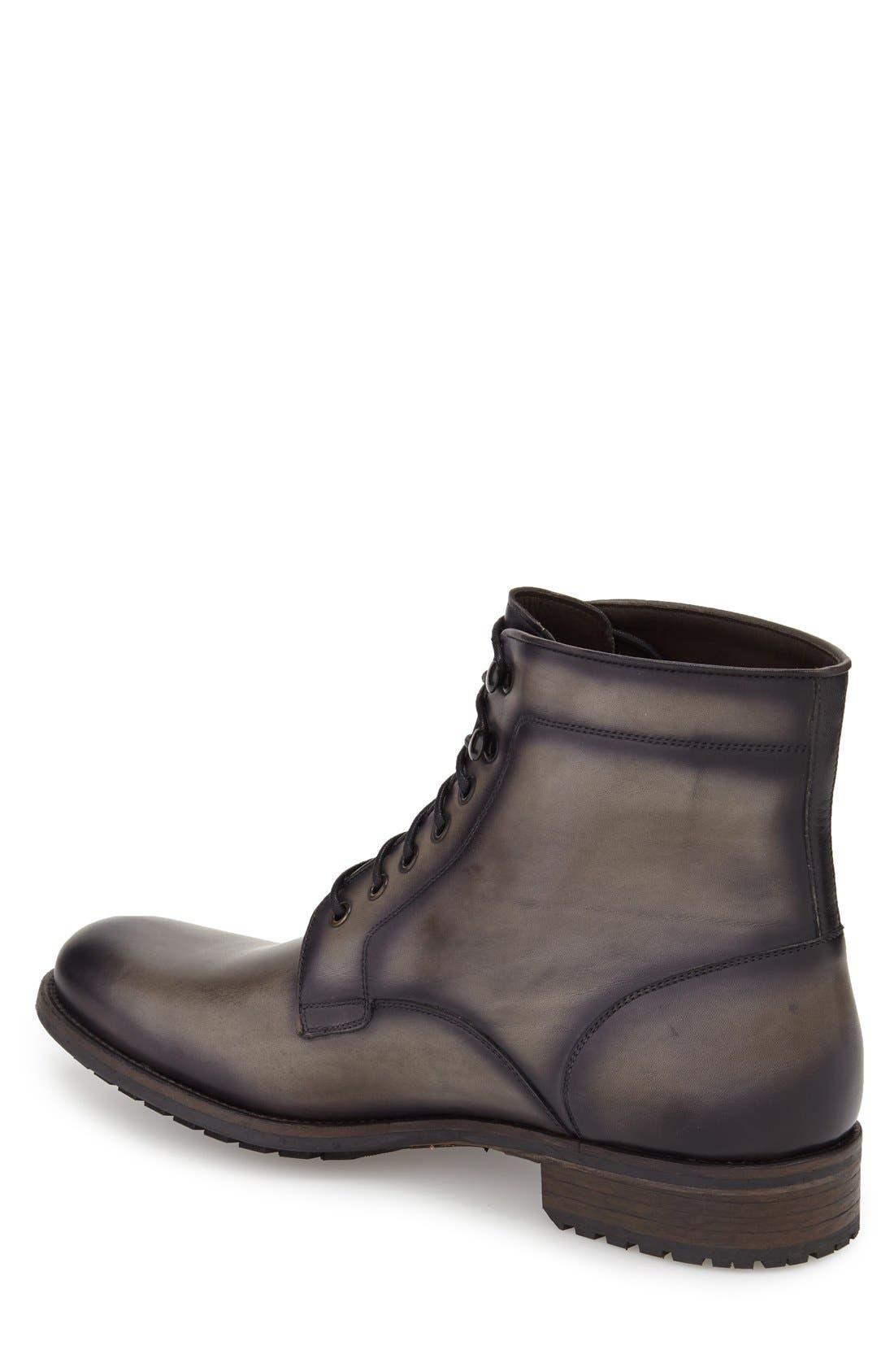 ,                             'Marcelo' Plain Toe Boot,                             Alternate thumbnail 9, color,                             020