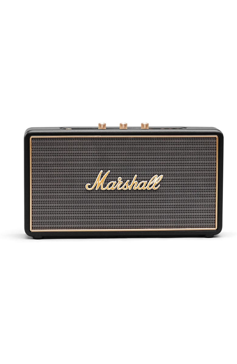 MARSHALL 'Stockwell' Bluetooth<sup>®</sup> Speaker, Main, color, 001