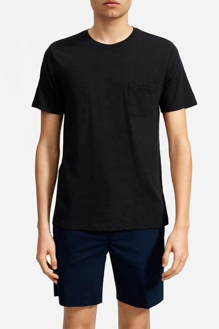 Image of EVERLANE Air Pocket Crew Neck T-Shirt