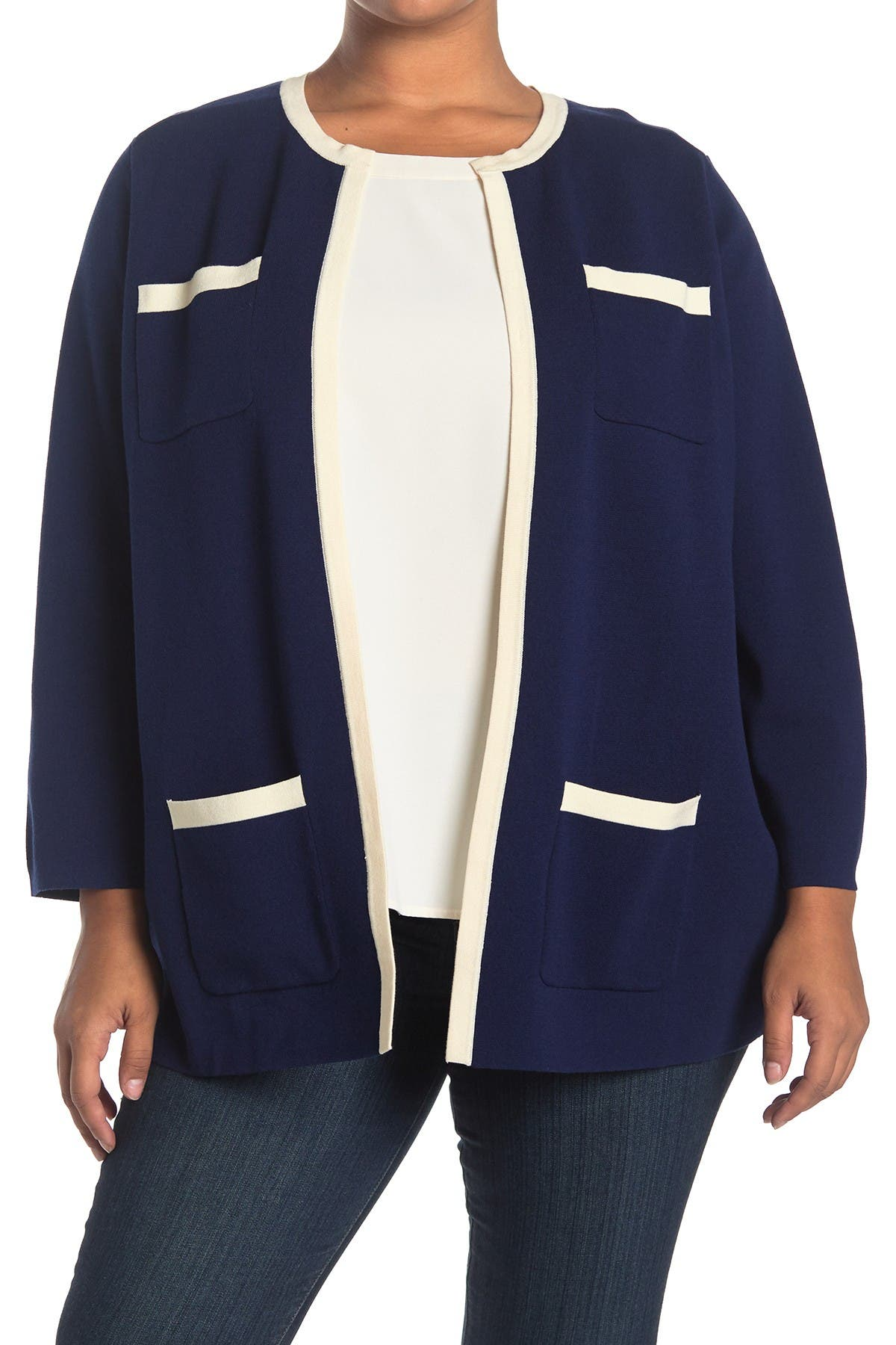 Image of Anne Klein Paris Cardigan