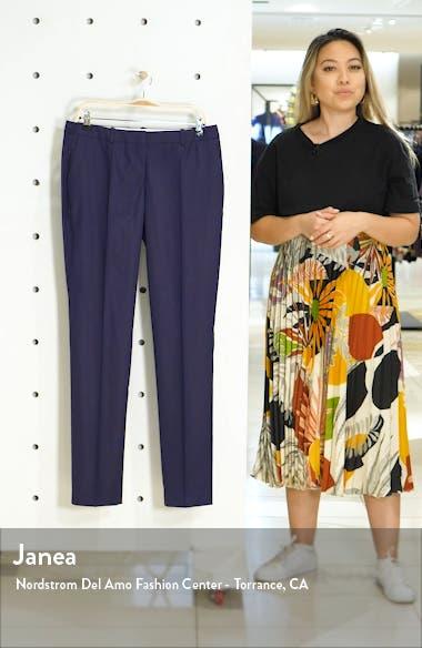 Titana Wool Trousers, sales video thumbnail