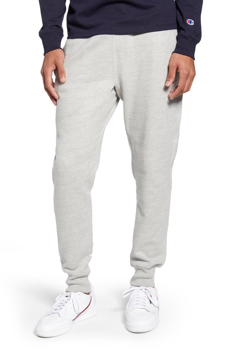 CHAMPION Reverse Weave<sup>®</sup> Jogger Pants, Main, color, OXFORD GREY