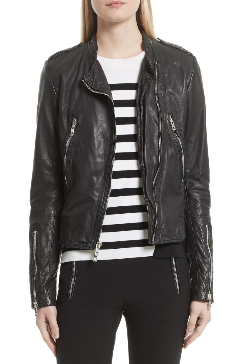 e32071854 Lyon Leather Jacket