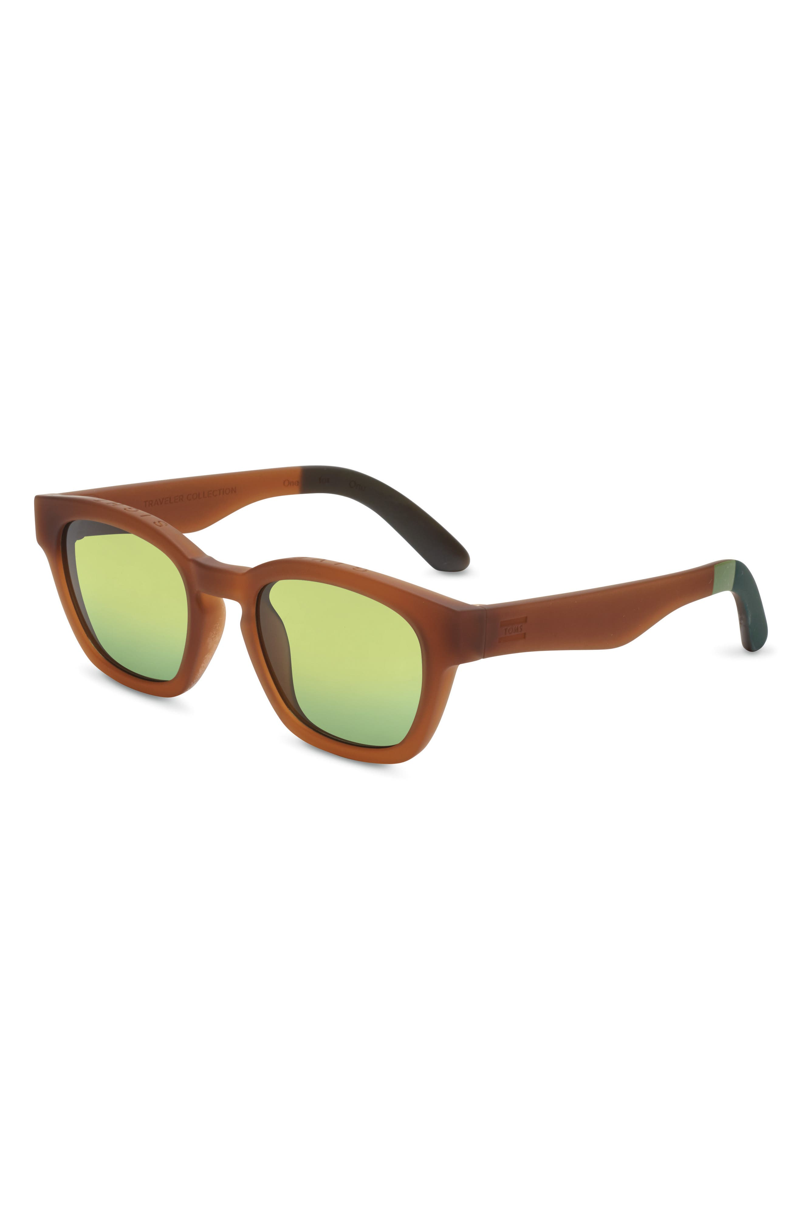 ,                             Bowery 51mm Sunglasses,                             Alternate thumbnail 7, color,                             001