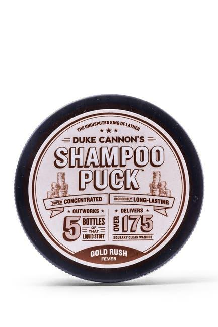 Image of DUKE CANNON Shampoo Puck - Gold Rush