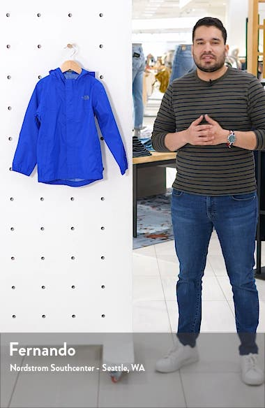 Tailout Hooded Rain Jacket, sales video thumbnail