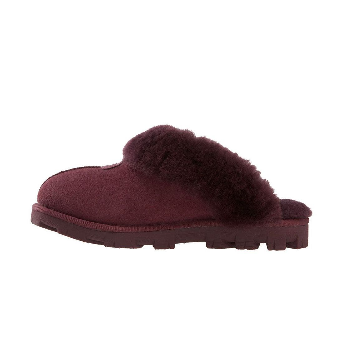 ,                             Genuine Shearling Slipper,                             Alternate thumbnail 133, color,                             504