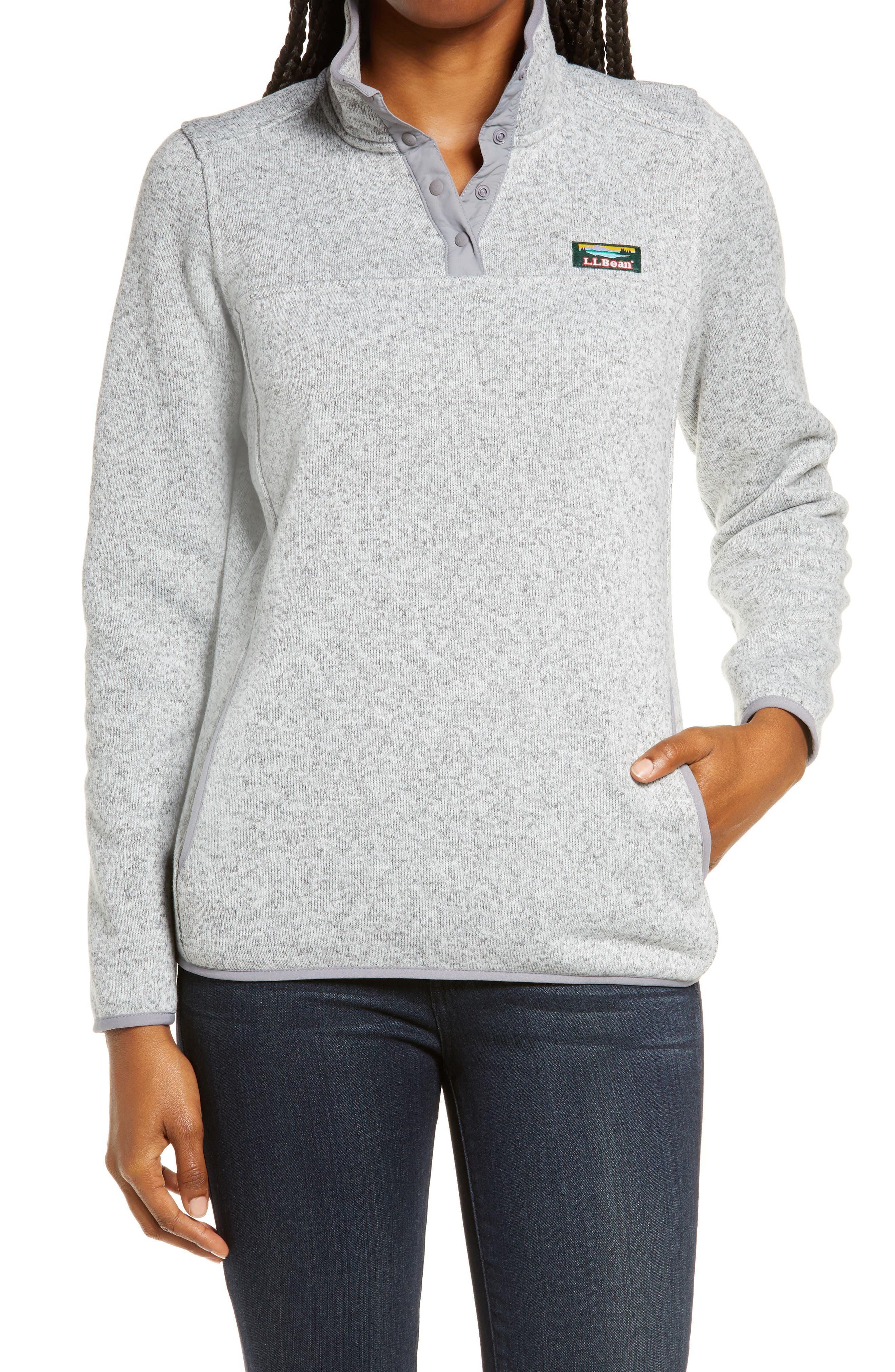 Sweater Fleece Pullover