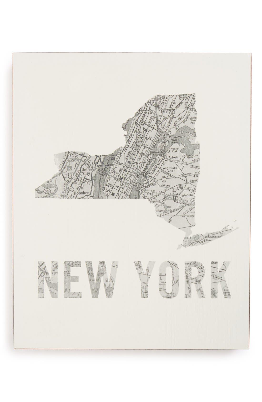 ,                             City Map Wall Art,                             Main thumbnail 23, color,                             041