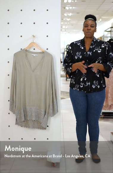 Saltwater Cover-Up Tunic Dress, sales video thumbnail