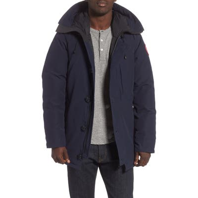Canada Goose Chateau Slim Fit Down Parka, Blue