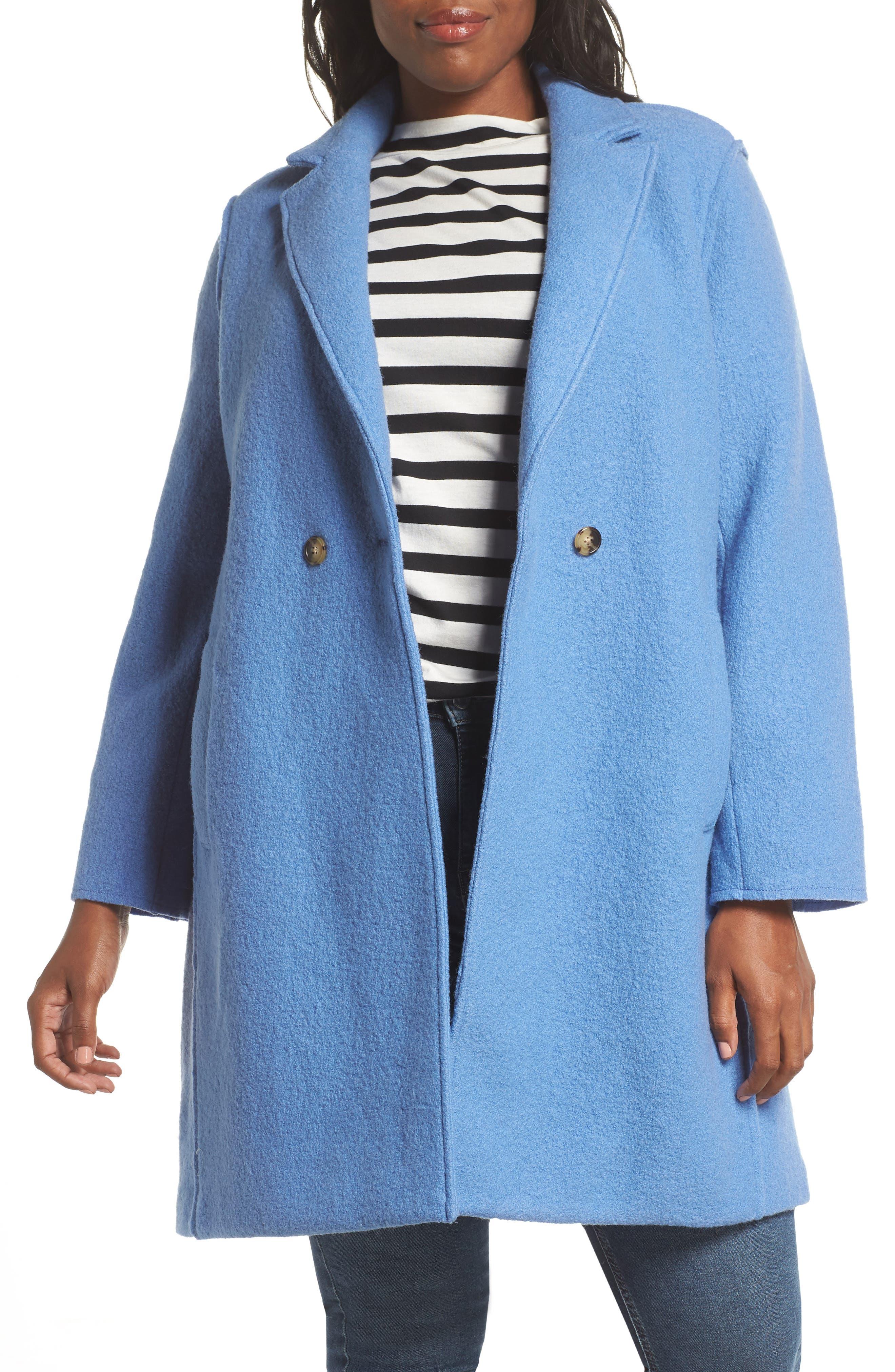 ,                             Daphne Boiled Wool Topcoat,                             Alternate thumbnail 10, color,                             022