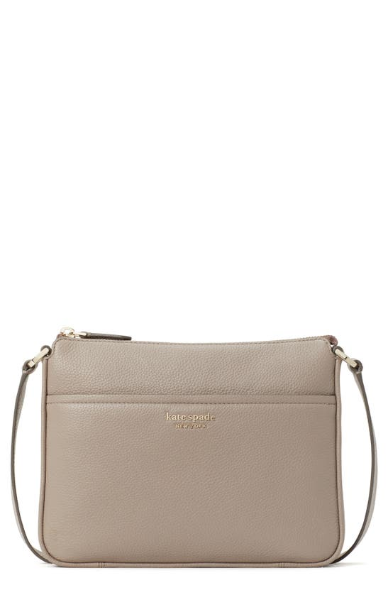 KATE SPADE Leathers RUN AROUND MEDIUM CROSSBODY BAG