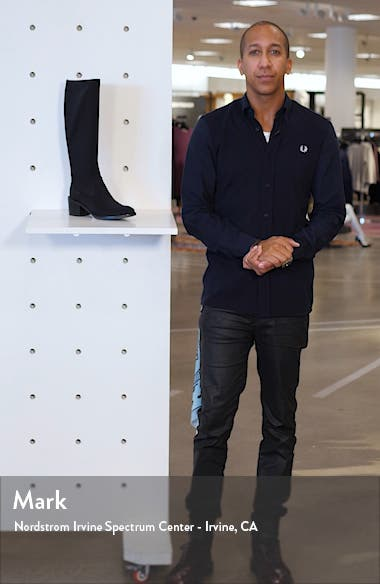 Deno Knee High Boot, sales video thumbnail