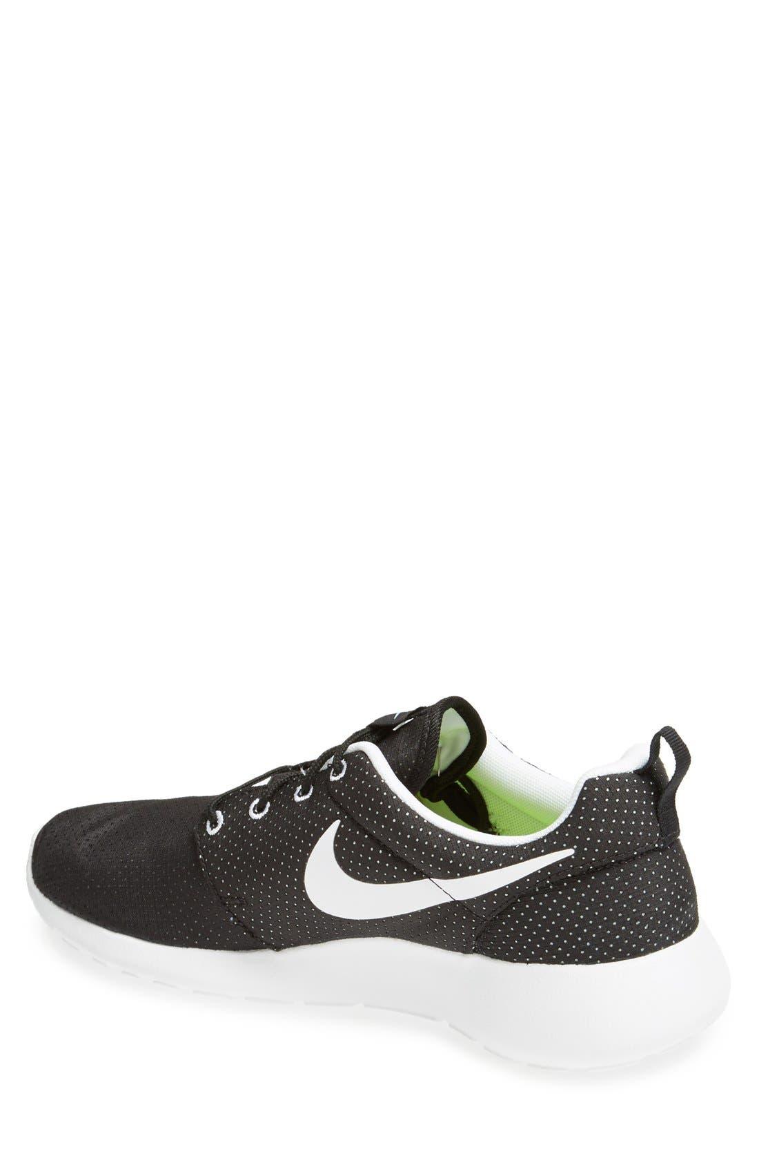 ,                             'Roshe Run' Sneaker,                             Alternate thumbnail 24, color,                             015