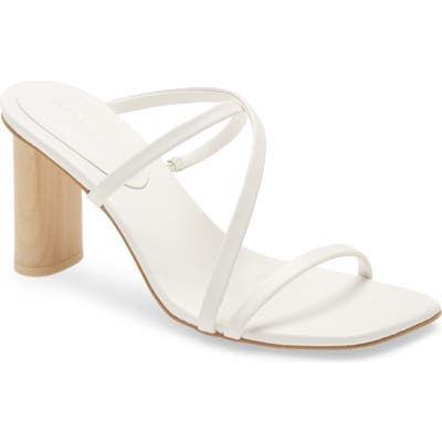Imagine By Vince Camuto Zayda Sandal- White