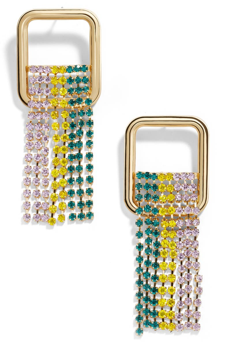 BAUBLEBAR Cianne Drop Earrings, Main, color, 710