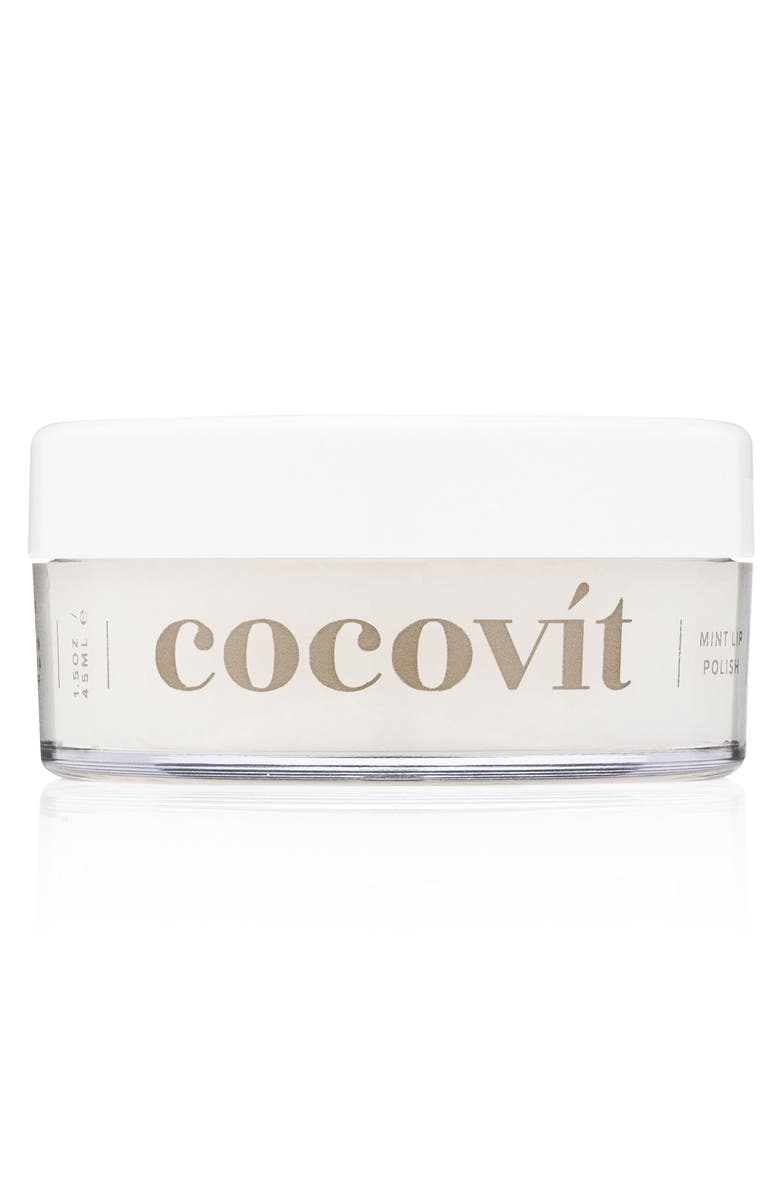 COCOVIT Mint Lip Polish, Main, color, 000