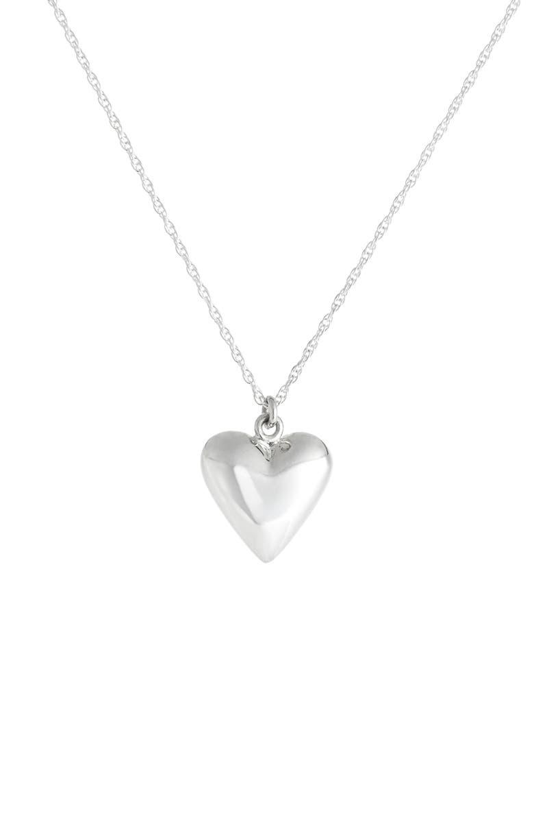 SOPHIE BUHAI Petite Heart Pendant Necklace, Main, color, 040