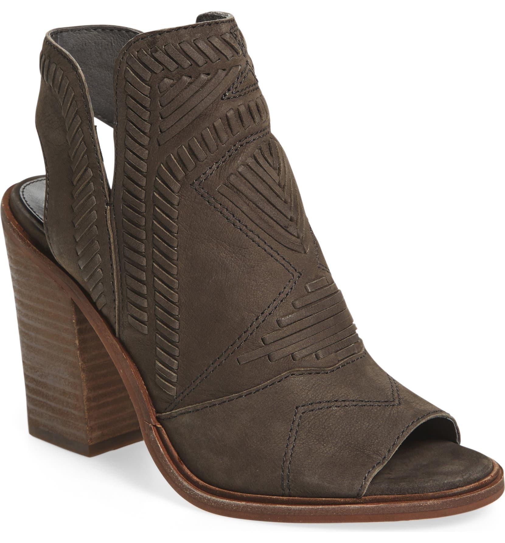09f13878b2 Vince Camuto Karinta Block Heel Bootie (Women) | Nordstrom