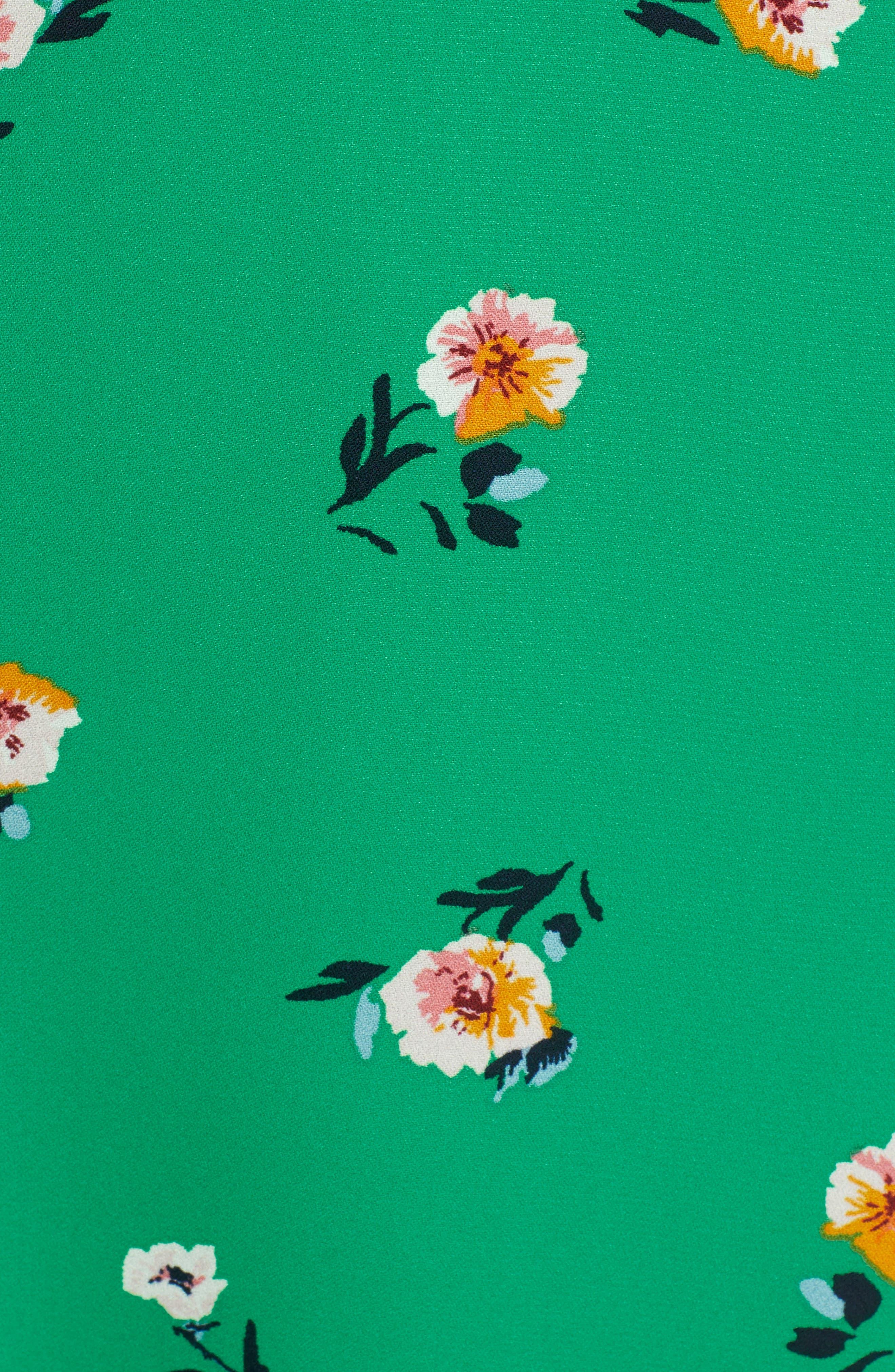 ,                             Print Button Dress,                             Alternate thumbnail 13, color,                             300