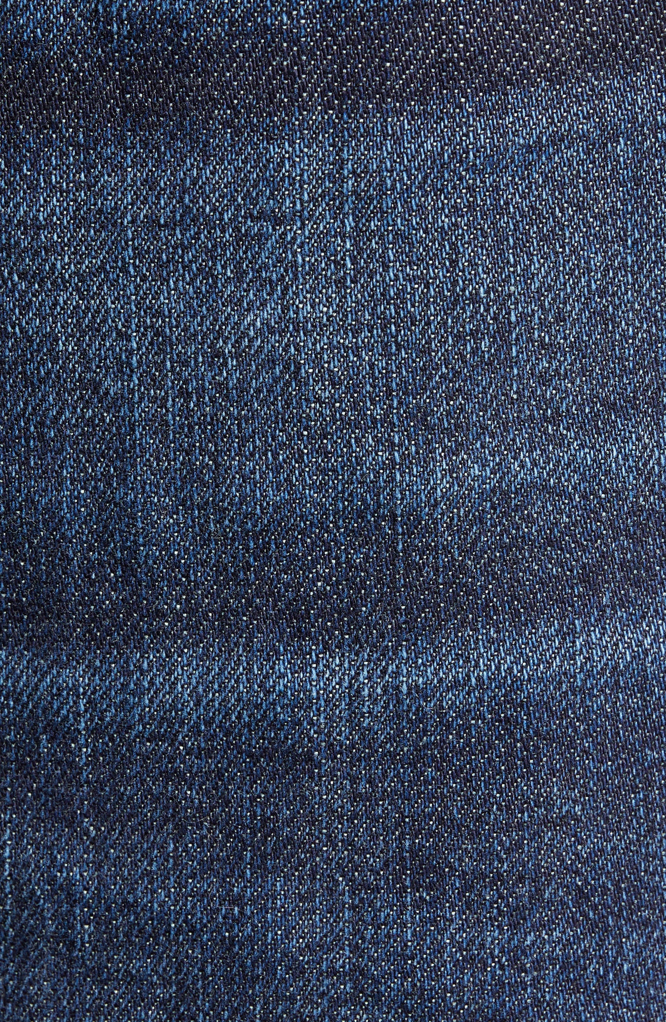 ,                             Taka Straight Leg Jeans,                             Alternate thumbnail 6, color,                             GARRISON