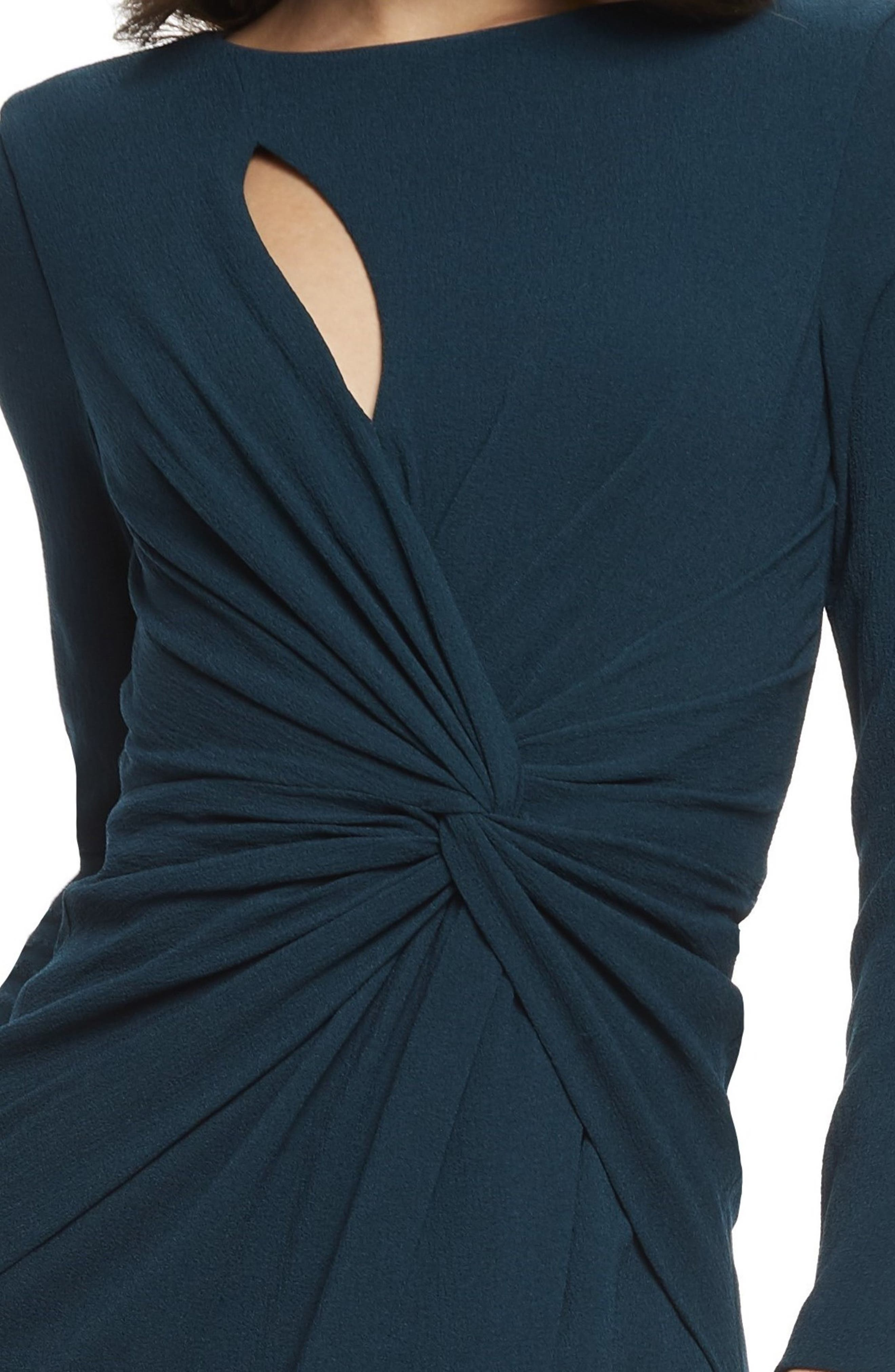 ,                             Coby Twisted Faux Wrap Cocktail Dress,                             Alternate thumbnail 10, color,                             301
