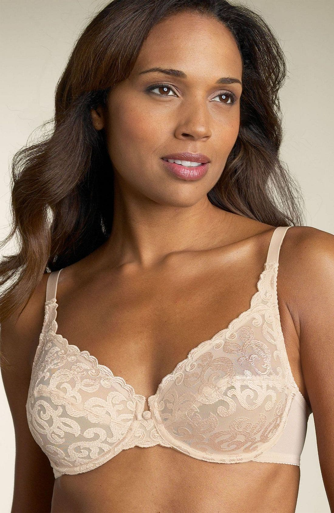 Image of Wacoal Arabbesque Underwire Bra