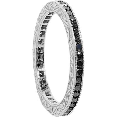 Sethi Couture Channel Set Diamond Ring
