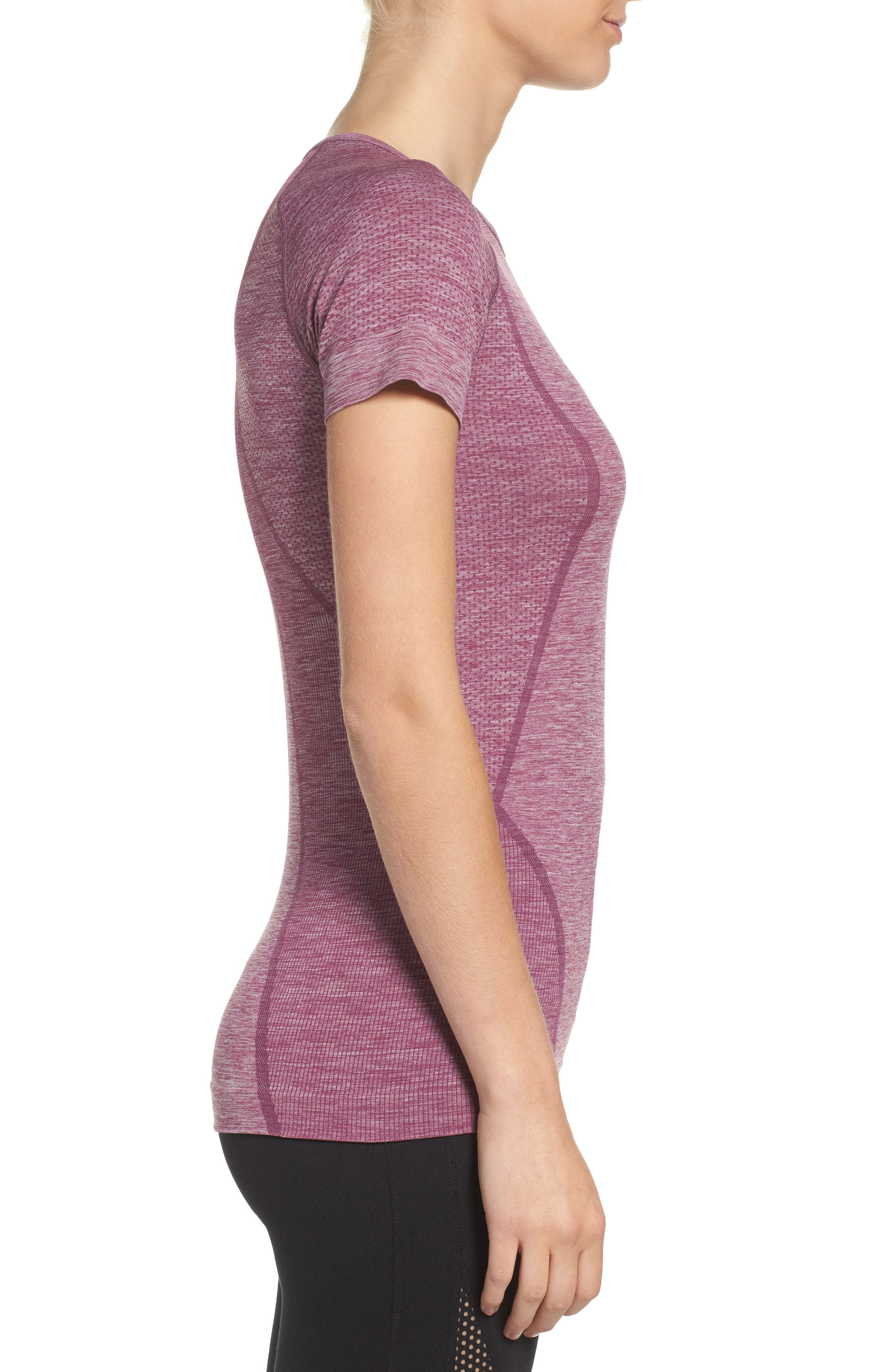 ,                             Stand Out Seamless Training Tee,                             Alternate thumbnail 74, color,                             510