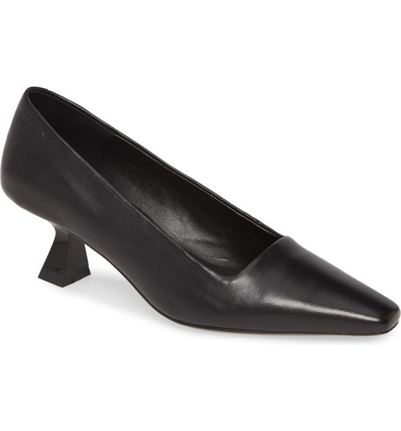 VAGABOND SHOEMAKERS Lissie Pump, Main, color, BLACK LEATHER