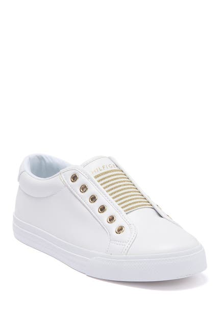 Image of Tommy Hilfiger Laven Lace-Less Sneaker