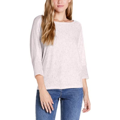 Michael Stars Brielle Cocoon Top, Pink