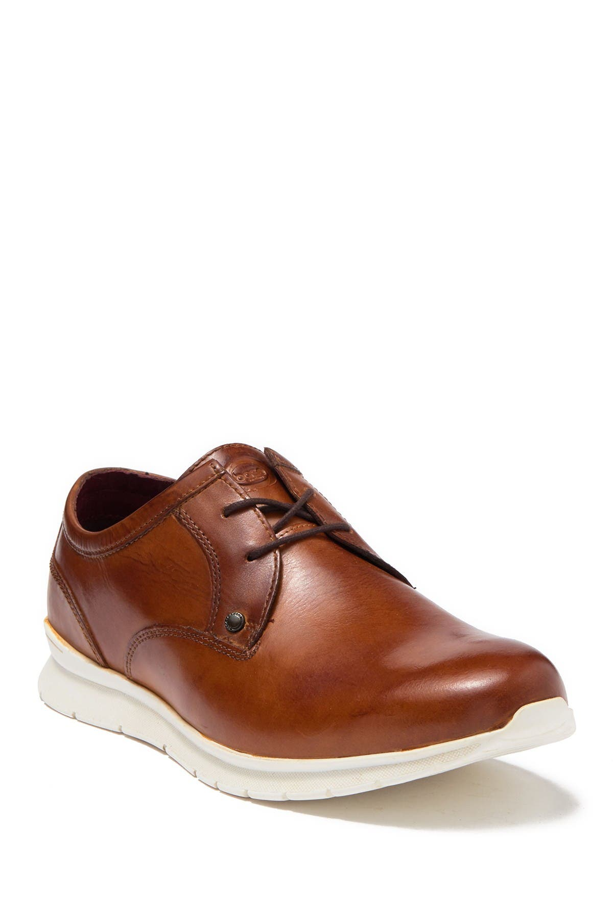 Image of Base London Cubic Leather Derby Sneaker