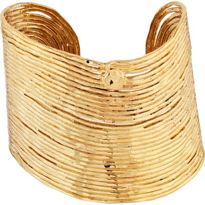 Gas Bijoux Wave Cuff