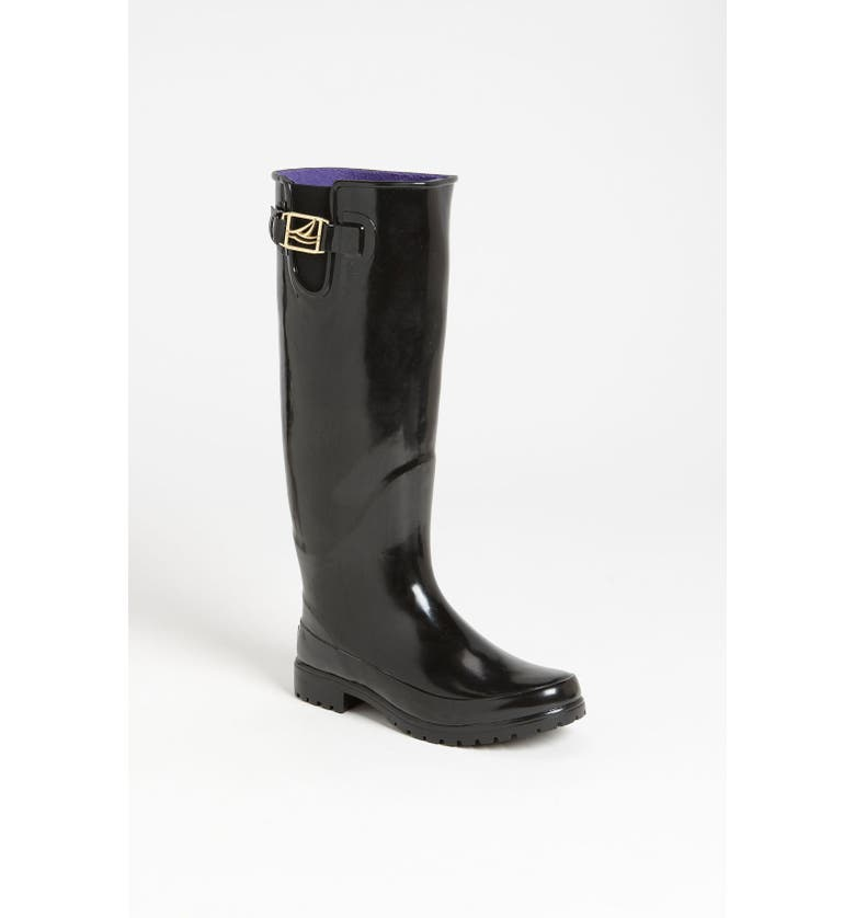 SPERRY Top-Sider<sup>®</sup> 'Pelican Too' Rain Boot, Main, color, 001