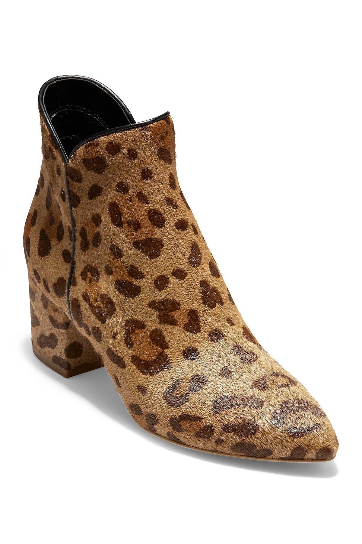 Cole Haan | Elyse Leopard Calf Hair