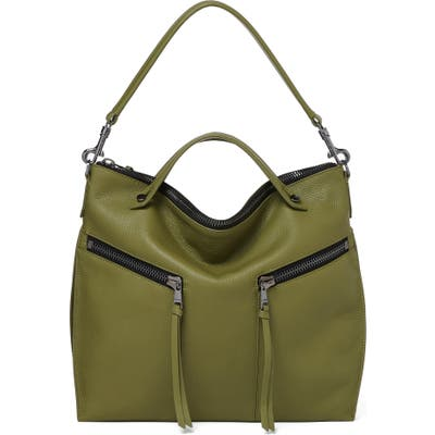 Botkier Trigger Convertible Hobo Bag - Green