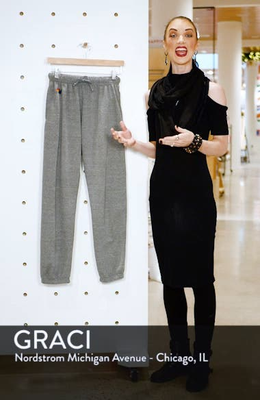 5-Stripe Slim Fit Sweatpants, sales video thumbnail