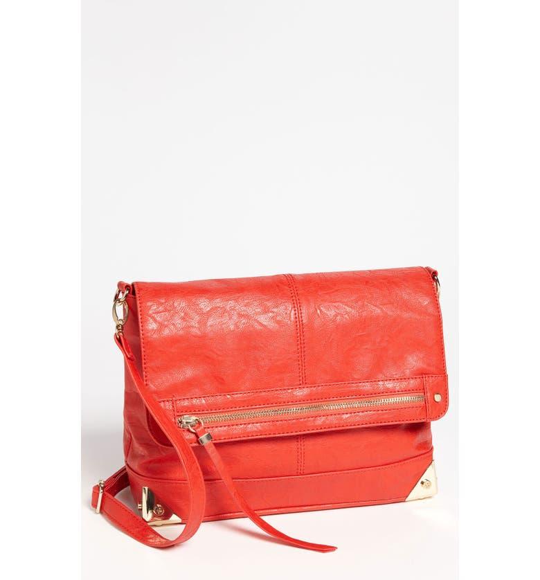 CESCA Flap Crossbody Bag, Main, color, 600