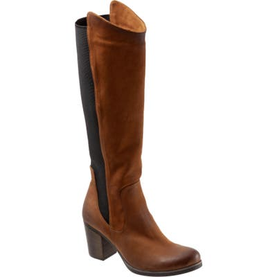 Bueno Walt Knee High Boot - Brown