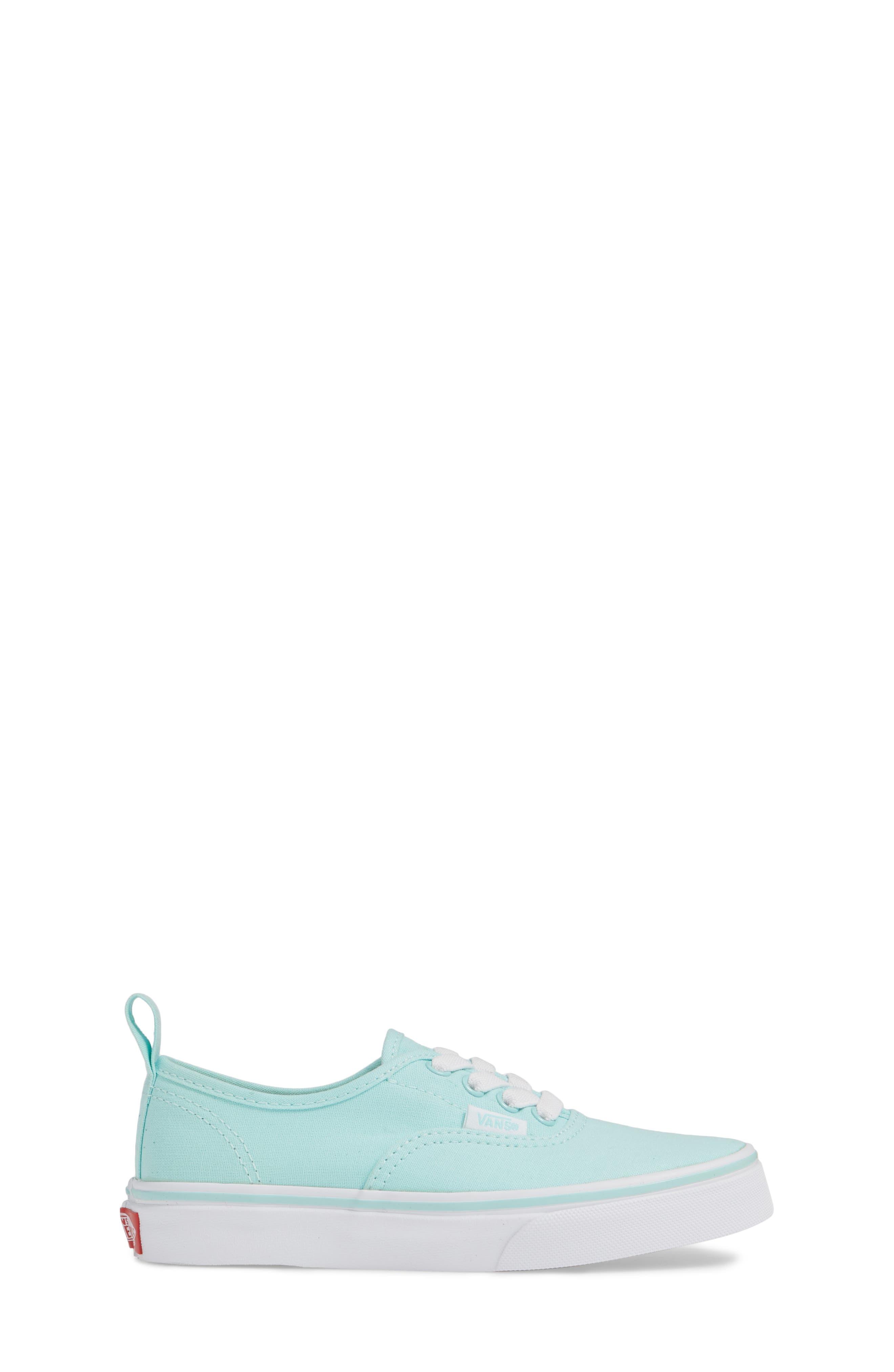 ,                             Authentic Sneaker,                             Alternate thumbnail 3, color,                             BLUE TINT/ TRUE WHITE
