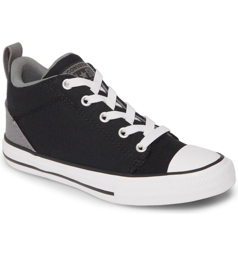 CONVERSE Chuck Taylor<sup>®</sup> All Star<sup>®</sup> Ollie Sneaker, Main, color, BLACK/ MASON/ WHITE