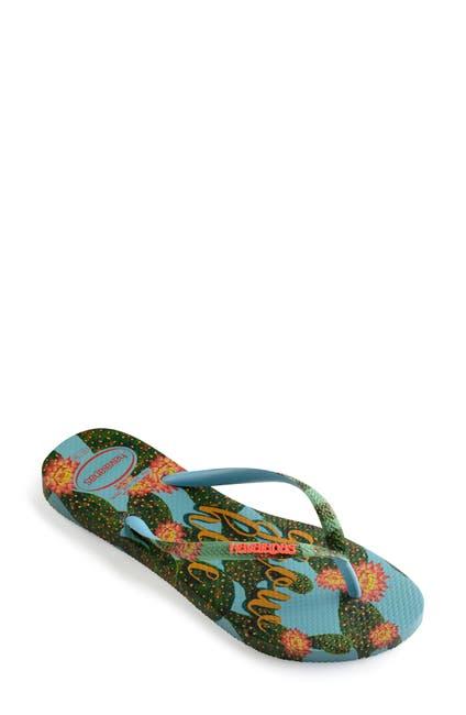 Image of Havaianas Slim Paradiso Flip Flop