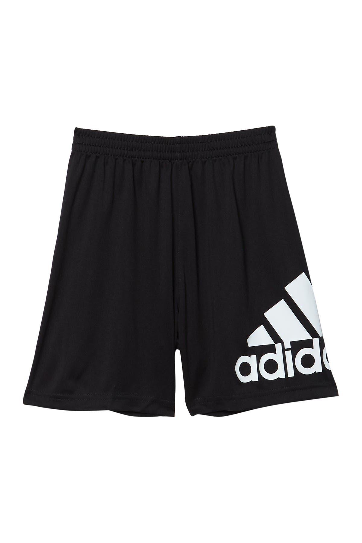 Image of adidas Logo Athletic Shorts