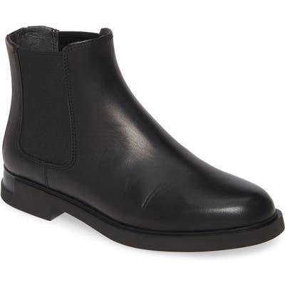 Camper Iman Chelsea Boot, Black
