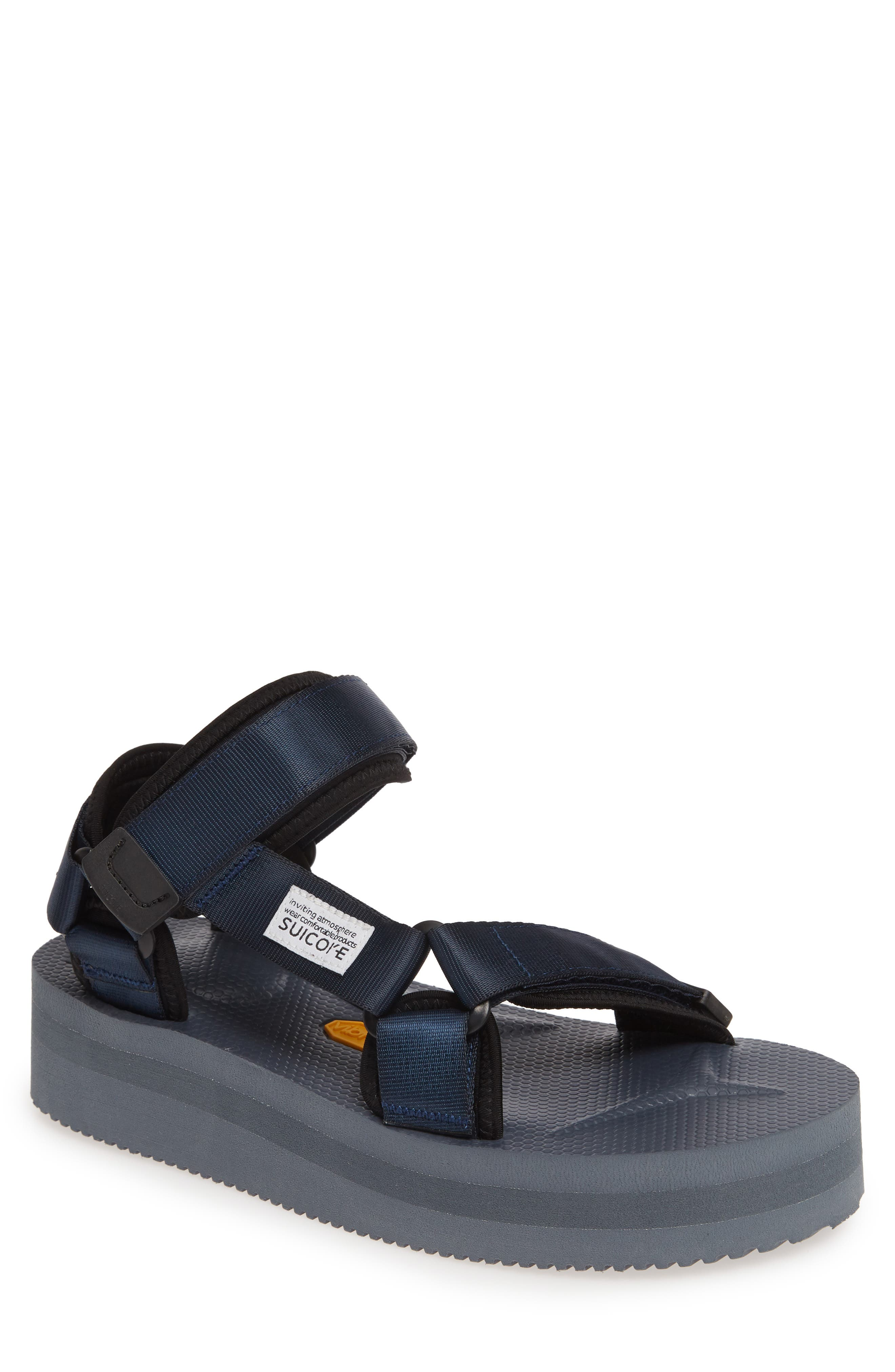 Suicoke Depa Platform Sandal (Unisex) (Nordstrom Exclusive)