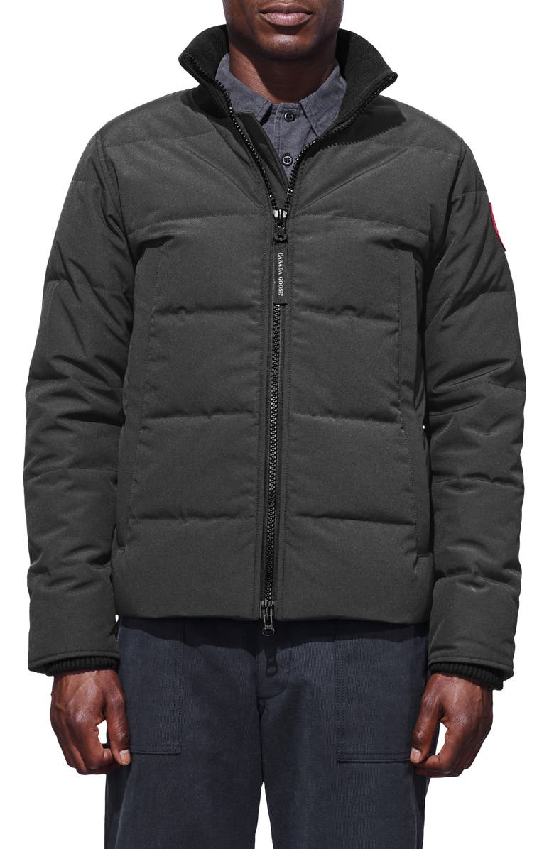 CANADA GOOSE Woolford Fusion Fit Down Jacket, Main, color, 021