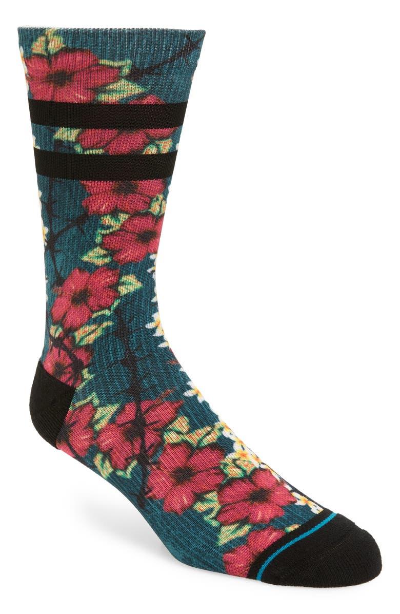 STANCE Barrier Reef Socks, Main, color, 310