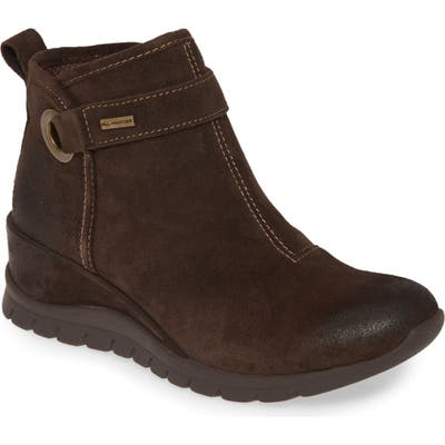 Bionica Ocala Waterproof Bootie- Brown